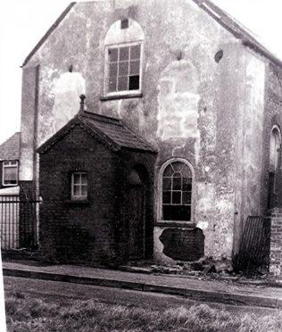 The chapel in 1962 | Geoff Webb, Herts Memories